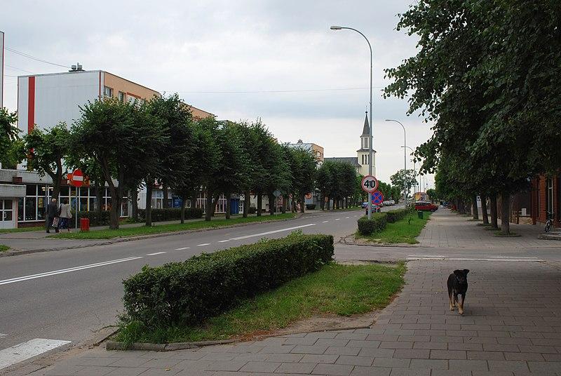 Plik:Hajnowka ul 3 maja.jpg