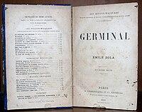 Première page de l'édition de 1885.