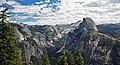 Half Dome & Yosemite Valley (Sierra Nevada Mountains, California, USA) 11.jpg