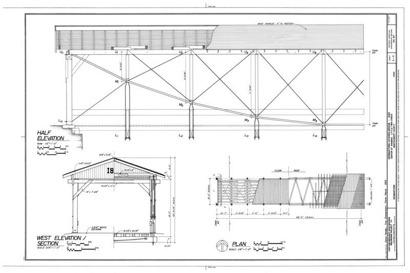 Ping Mall Plan Elevation Section : File half elevation west section plan