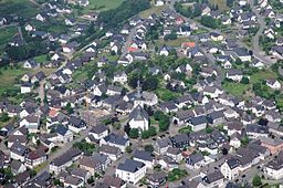 Fotoflug Sauerland-Ost: Hallenberg Ortsmitte The making of this document was supported by the Community-Budget of Wikimedia Germany. To see other ...