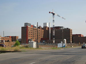 Wellington Street (Hamilton, Ontario) - Image: Hamilton General Expansion