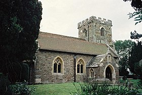 Hampreston, parish church of All Saints - geograph.org.uk - 506490.jpg