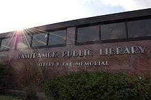 Hamtramck Public Library Albert J Zak Memorial