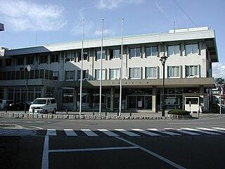 Hanamaki, Iwate City in Tōhoku, Japan