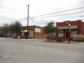 Central Handley Historic District - Image: Handley 2