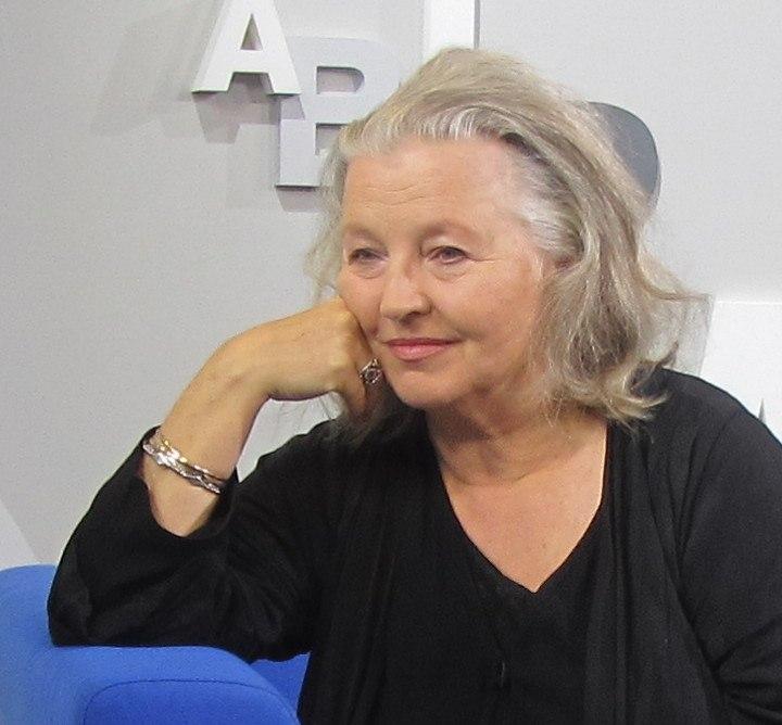 Hanna Schygulla Buchmesse