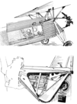 Hanriot H.46 detail L'Air July15,1928.png