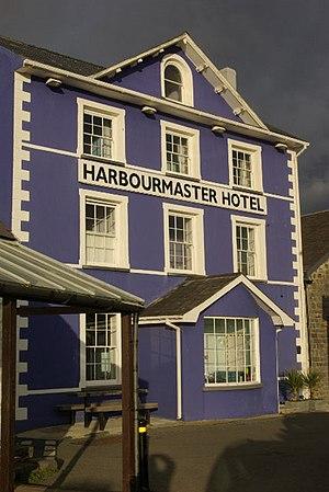 Edward Haycock Sr. - Harbourmaster Hotel, Aberaeron