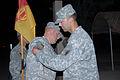 Hard Rock Soldiers receive combat patch DVIDS105758.jpg