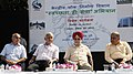 """Hardeep Singh Puri at the Painting competition for students on """"Swachhata Hi Sewa"""" Abhiyan, Skit by the National School of Drama, organised by the CPWD, in New Delhi.jpg"""