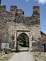 Hardegg - castle Hardegg, inner south gate pic01.jpg