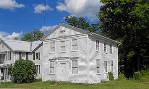 Harford Township, Susquehanna County, Pennsylvania - Image: Harford Susque Co PA house 3