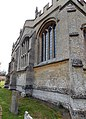 Harlaxton Ss Mary and Peter - exterior East windows from northeast.jpg
