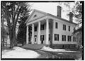 Harmon Pumpelly House, 113 Front Street, Owego, Tioga County, NY HABS NY,54-OWEG,2-1.tif