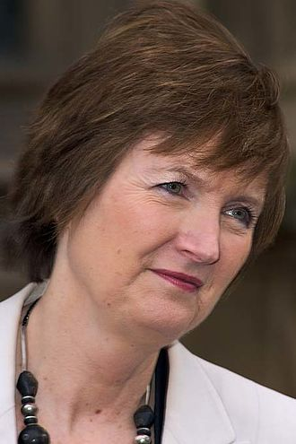 Shadow Secretary of State for Work and Pensions - Image: Harriet Harman 2009 color