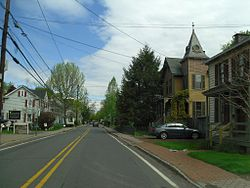 Frenchtown, New Jersey.