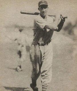 Harry Danning American baseball player