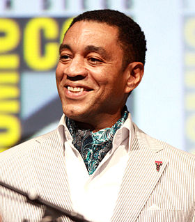 Harry Lennix, interprète de Harold Cooper