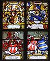 Haunsheim Dreifaltigkeitskirche Wappenfenster 34.JPG