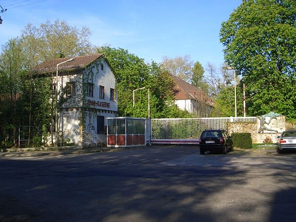 Barracks In Germany Wikivisually