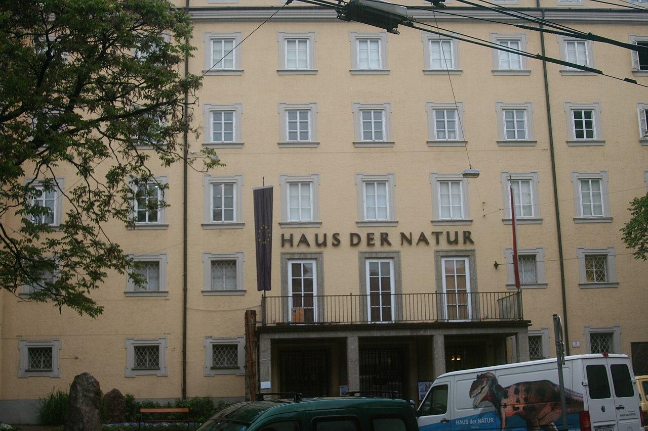 File Haus der Natur Salzburg JPG Wikimedia mons