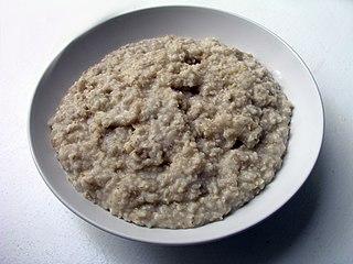Porridge Food