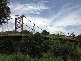 Hawkesworth Bridge bridge in Belize