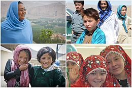 alt=Description de l'image Hazaras of Afghanistan.jpg.