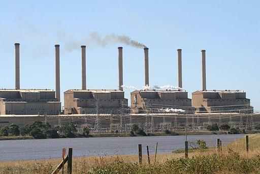 Hazelwood Power Station ESP