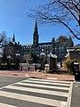 Healy Hall, Georgetown University, Georgetown, Washington, DC (45882773574).jpg