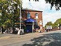 Heaton Chapel Station Entrance - geograph.org.uk - 1508237.jpg
