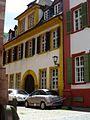 Heidelberg Campus Altstadt Blick in die Schulgasse IMG 1283.jpg