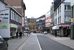 Hauptstraße in Heiligenhaus