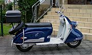 Heinkel Tourist from 1956