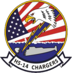 Helicopter Anti-Submarine Squadron 14 (US Navy) insignia, 2003.png