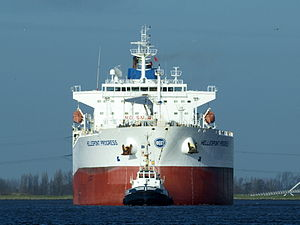 Hellespont Progress, IMO 9351426 at Port of Amsterdam photo-5.JPG