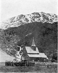 Hemsedal stave church 1874 tat.jpg