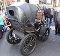 Henriod 1898 6 CV Two-Seater at Regent Street Motor Show 2015.jpg