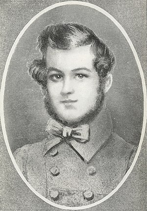 Henry Bell Van Rensselaer - Van Rensselaer as a child