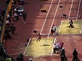 Heptathlon long jump, Katarine Johnson-Thompson (36515211216).jpg