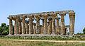 Hera temple I - Paestum - Poseidonia - July 13th 2013 - 04.jpg
