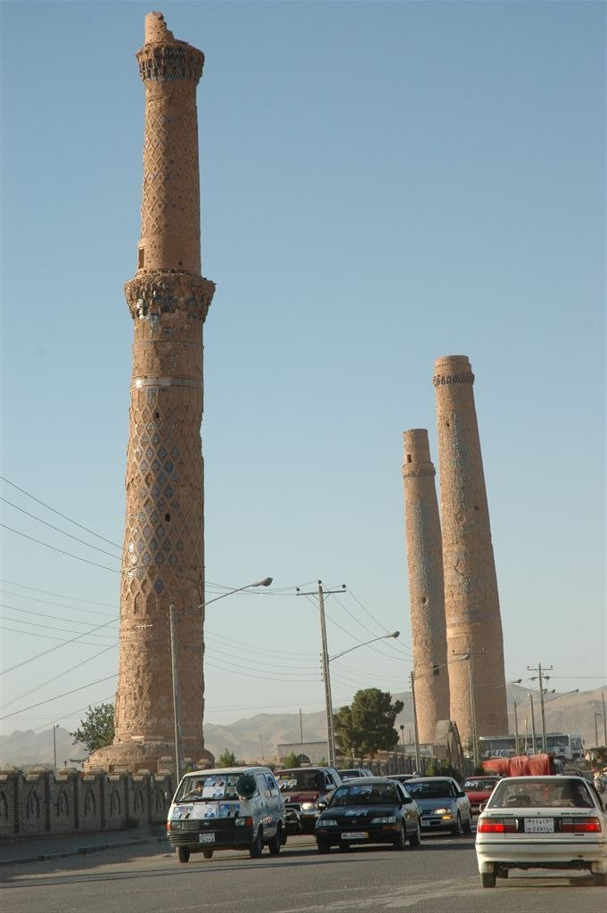 Herat Remains of Musallah complex