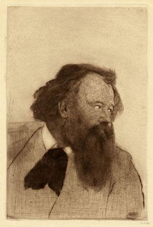 Hermann Bahr - Hermann Bahr (1904 by Emil Orlik)