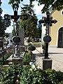 Herr und Frau Ružička, Moson-Friedhof, 2017 Mosonmagyaróvár.jpg