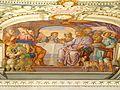 Herrenchiemsee Kloster - Kaisersaal 3b Fresko Kana.jpg