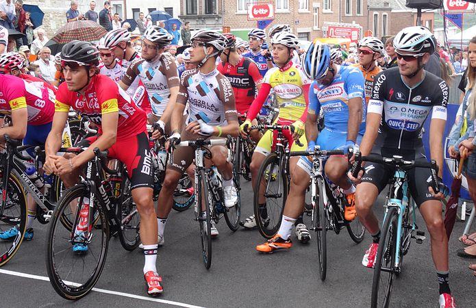 Herve - Tour de Wallonie, étape 4, 29 juillet 2014, départ (D26).JPG
