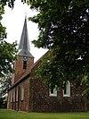 foto van Hervormde kerk met toren