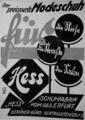 Hess schuhfabrik erfurt plakat 1926.png