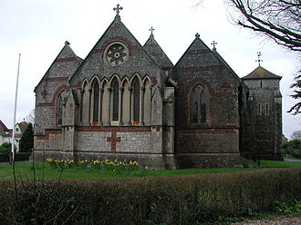 Highbridge, Somerset - St John's Church